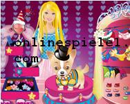 Barbie and her cute dog spiele online
